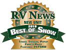 RV News New Unit 2019 Best of Show - Flagstaff 21FSHW