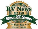 RV News New Unit 2019 Best of Show - Flagstaff 526RK