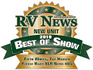 RV News New Unit 2019 Best of Show - XLR Nitro 405