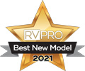 RV Pro Best New Model 2021 - Wildwood 31KQBTS