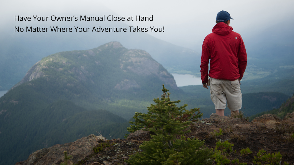 Take Your Manual With You Wherever You Go