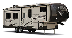 Heritage Glen Fifth Wheels