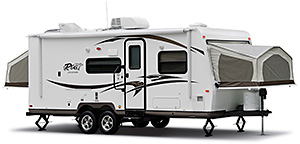 Roo Hybrid Travel Trailers