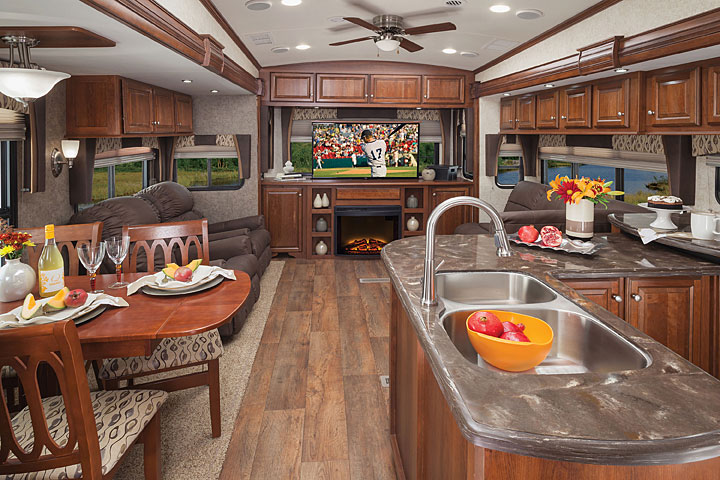 cardinal fifth wheel by forest river forest river surveyor floor plans modern home design and