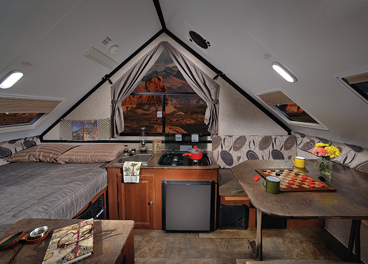 Forest River Rockwood Tent Pop Up Camper By Forest River