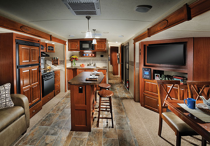 Rockwood Signature Ultra Lite >> Travel Trailers by Forest River RV - Forest River, Inc.