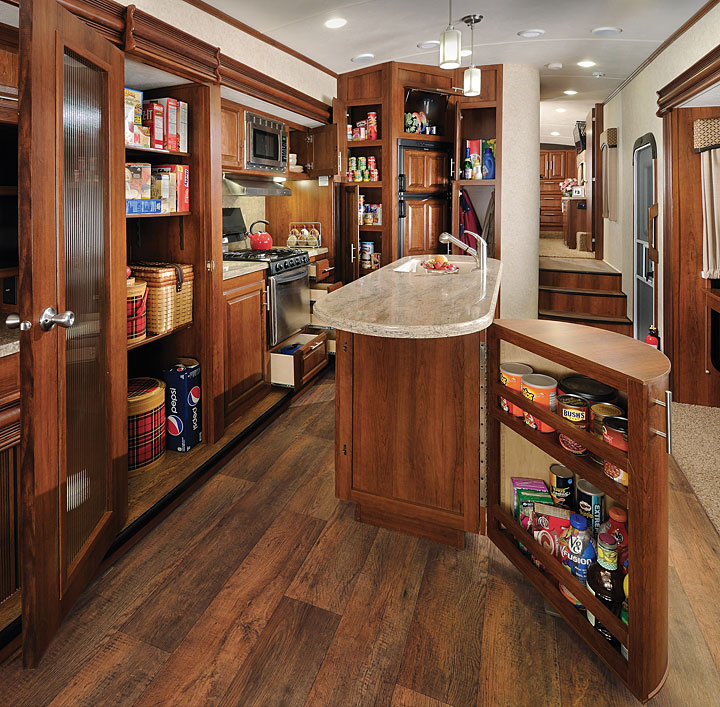 Toy Hauler Floor Plans: Wildcat Fifth Wheel By Forest River