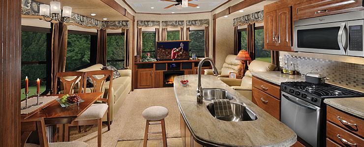Geico Insurance Customer Service >> Forest River Cedar Creek Cottage Destination Trailers by ...