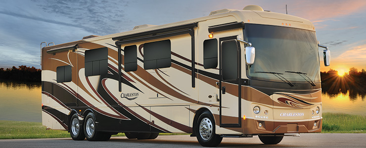 Charleston Motorhomes By Forest River Rv