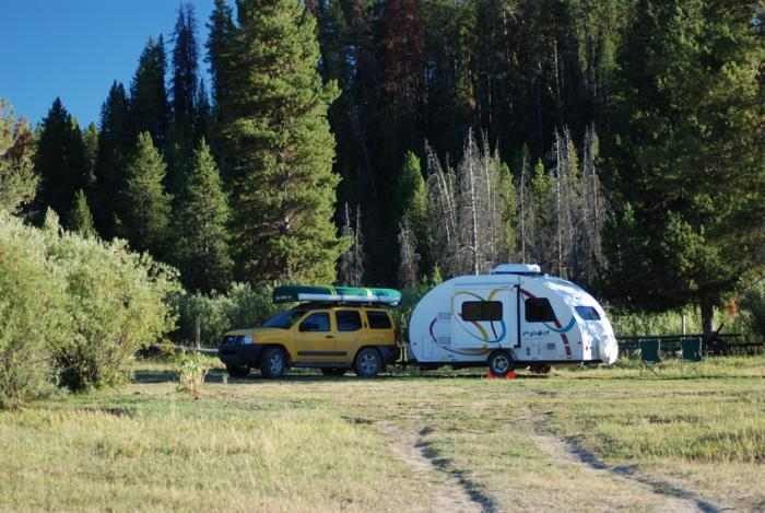 r-pod Travel Trailers by Forest River RV