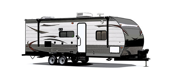 Model RV Types  Holland RV Centers