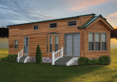 Americas Park Cabins Lodge Series