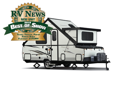 Camping Trailers | Forest River RV - Manufacturer of Travel