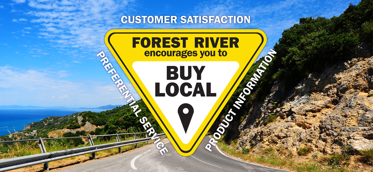 Dealer Locator | Forest River RV - Manufacturer of Travel Trailers