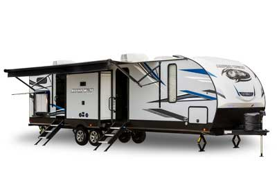 Travel Trailers | Forest River RV - Manufacturer of Travel
