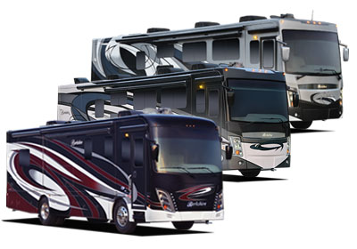 Class A Motorhomes | Forest River RV - Manufacturer of Travel