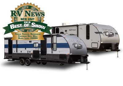 Toy Haulers | Forest River RV - Manufacturer of Travel