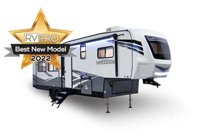 Fifth Wheels | Forest River RV - Manufacturer of Travel Trailers