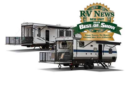 Home | Forest River RV - Manufacturer of Travel Trailers - Fifth